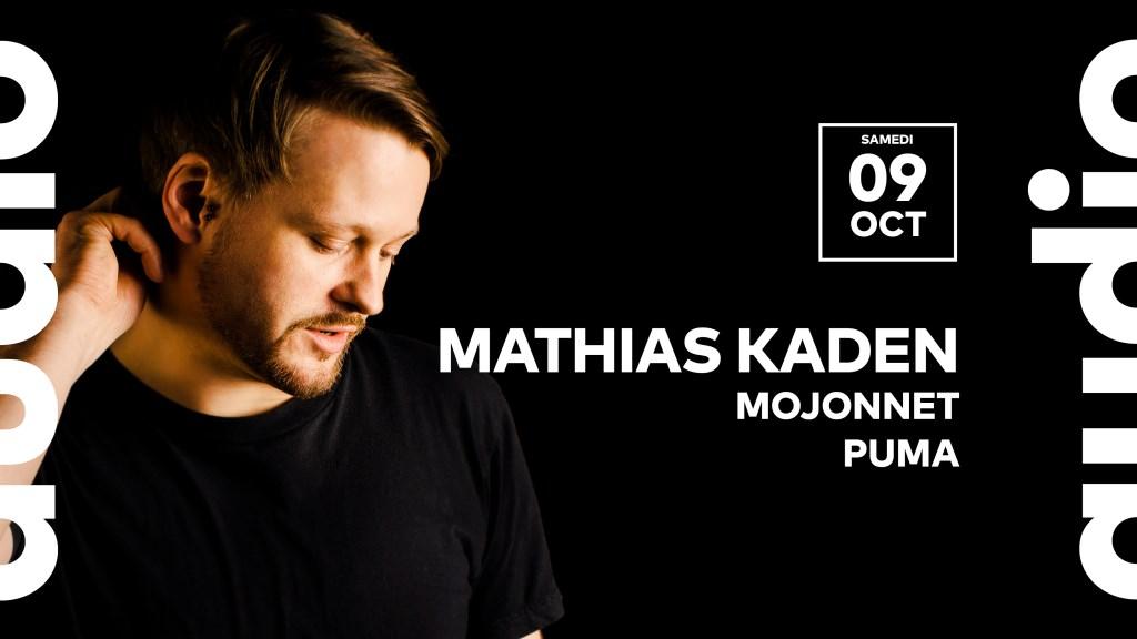 Mathias Kaden • Mojonnet • Puma - Flyer front