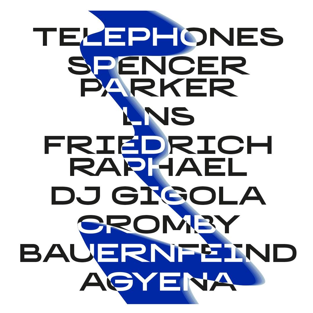 Æden: Hidden Garden Inside Out with DJ Gigola, Spencer Parker, Telephones, Cromby & More - Flyer back