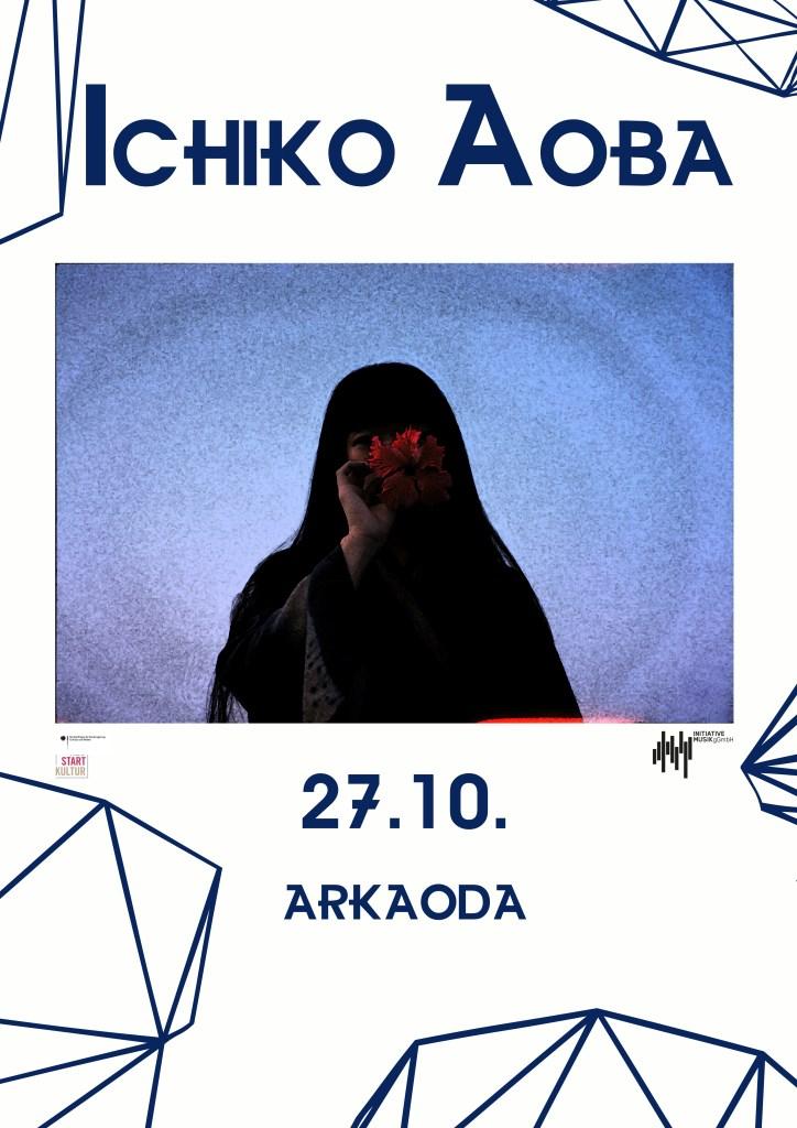Ichiko Aoba - Flyer front