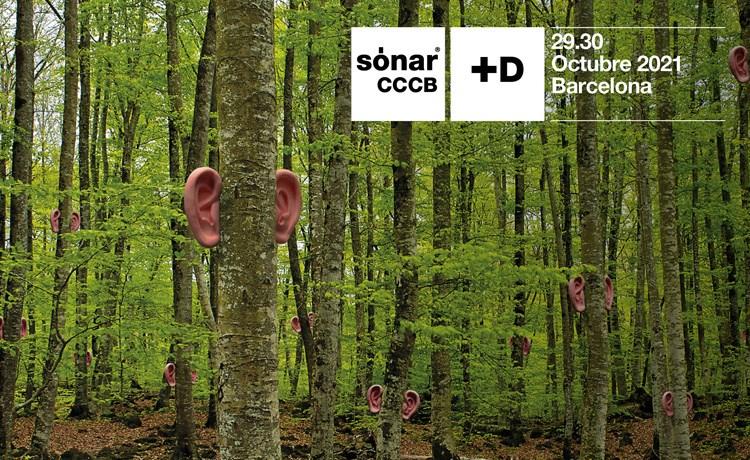 SónarCCCB 2021 - Flyer front