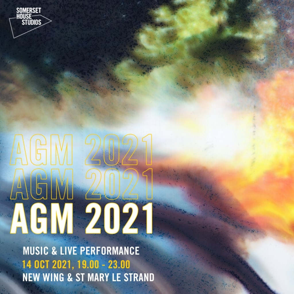 AGM 2021 - Flyer front