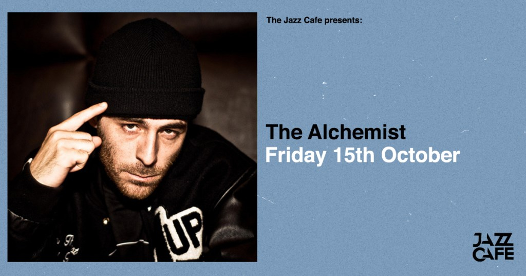 The Alchemist - Flyer front