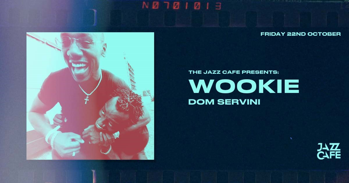 Wookie - Flyer front