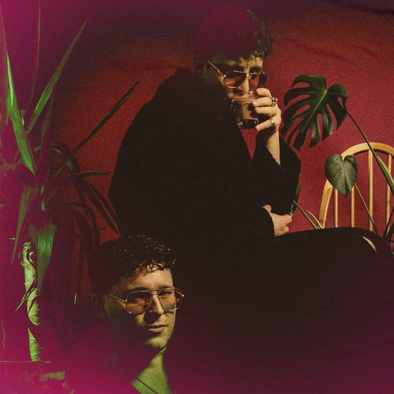 A Night at the Asylum (Feat. Jive Talk) - Flyer front