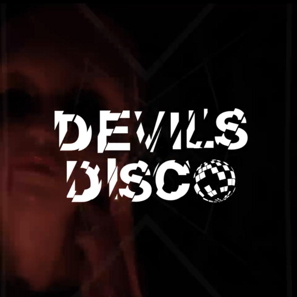 Devil's Disco Feat. Yulia Niko - Flyer front