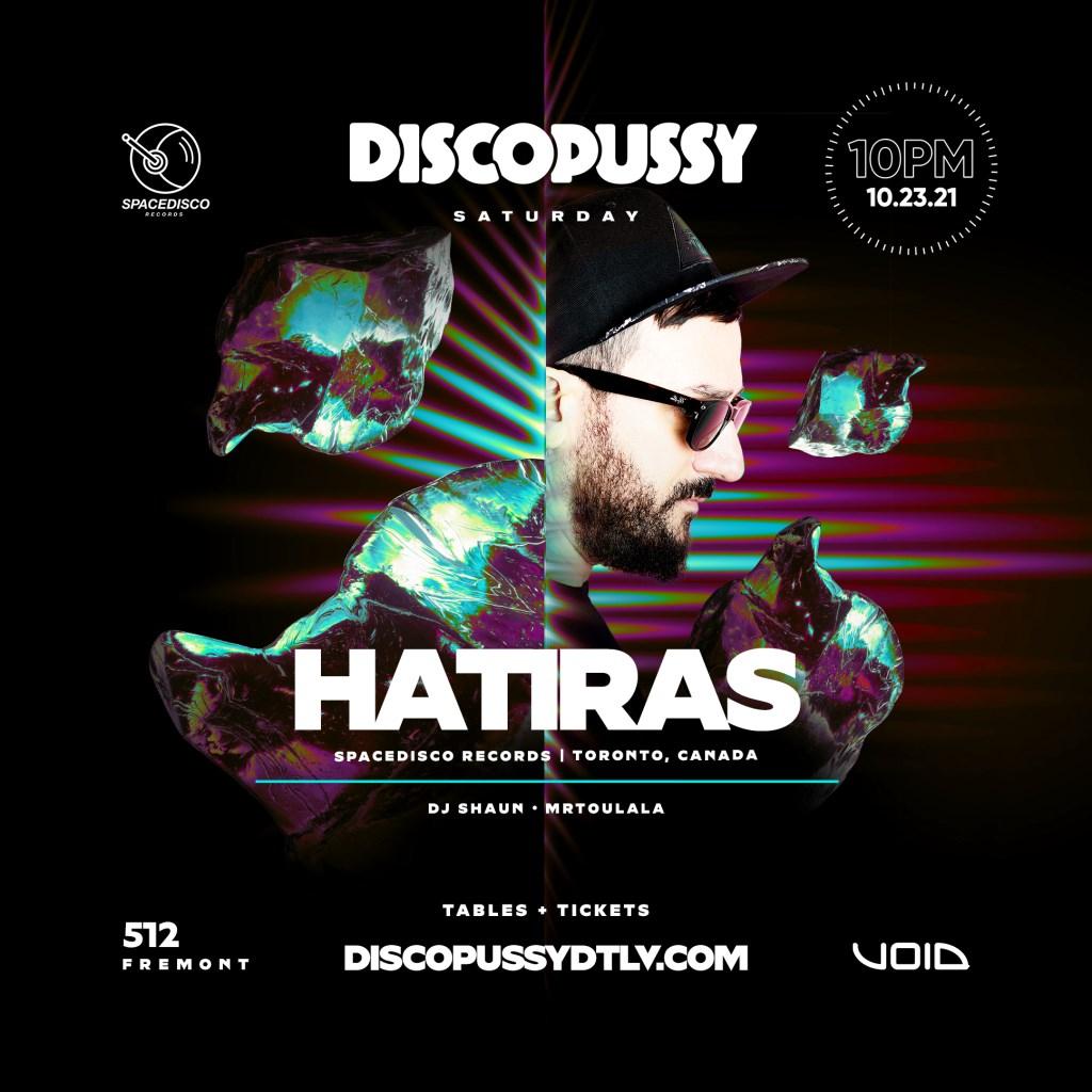 Hatiras - Flyer front