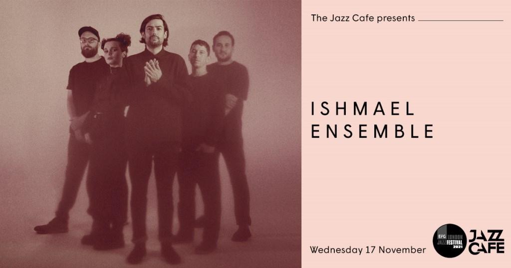 Ishmael Ensemble - Flyer front