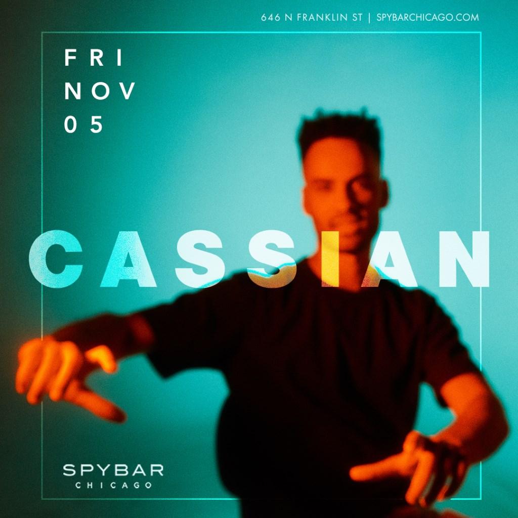 Cassian - Flyer front