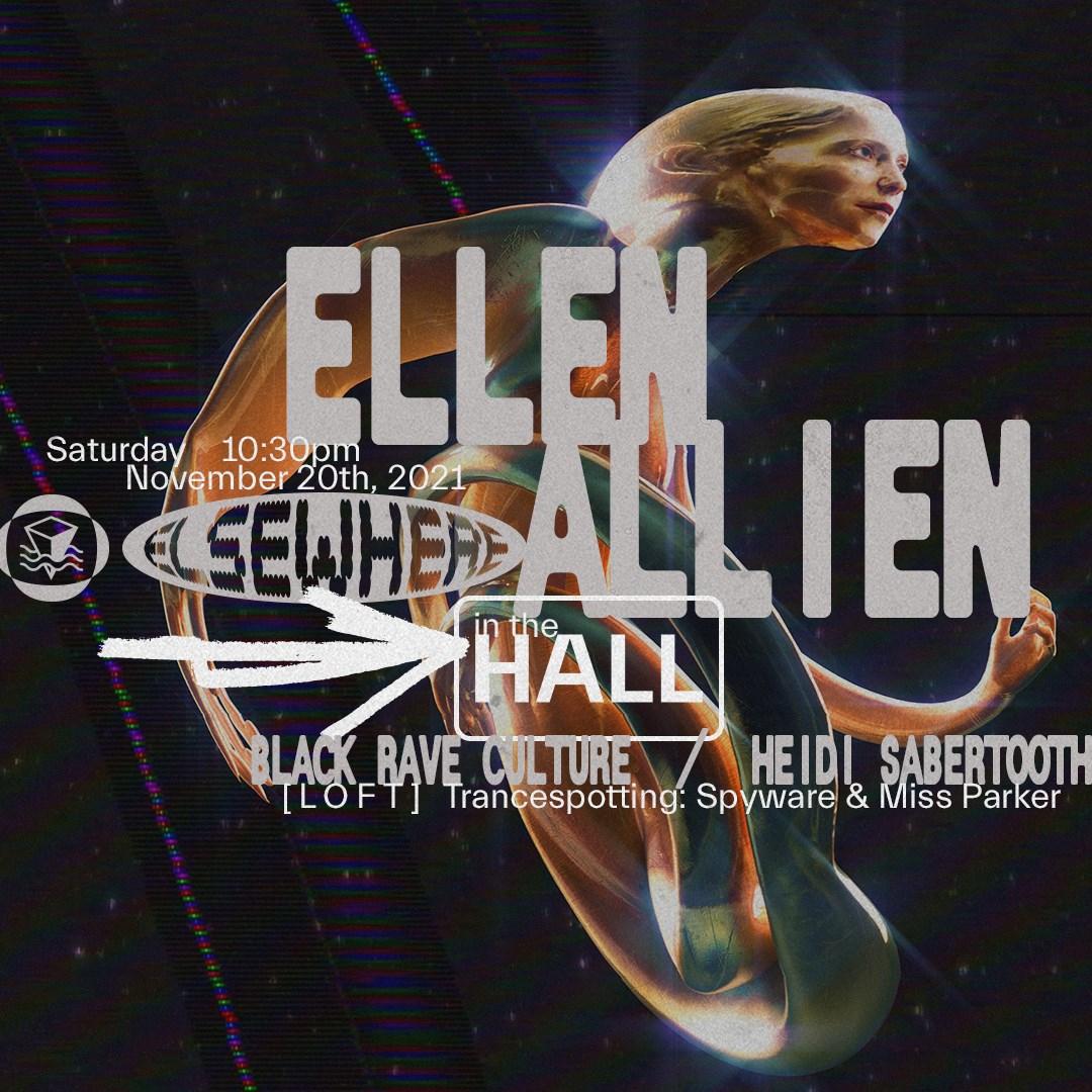 Ellen Allien - Flyer back