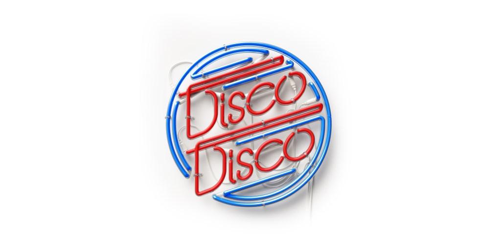 Disco Disco - Christmas Special - Flyer front