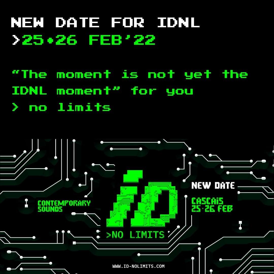 ID NO LIMITS 2022 - Flyer front