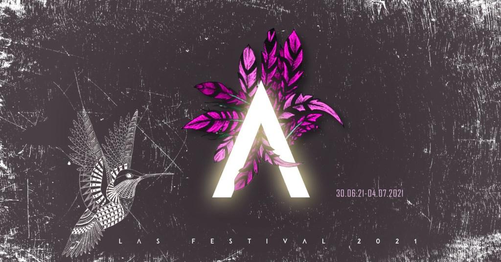 LAS Festival 2021 - Flyer front