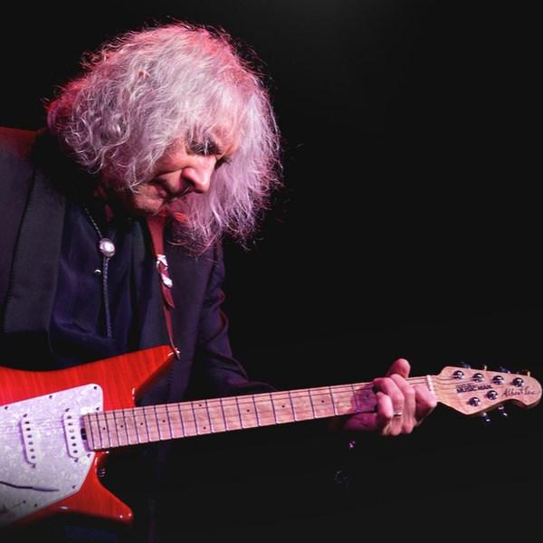 Albert Lee - Legendary Guitarist - Flyer front