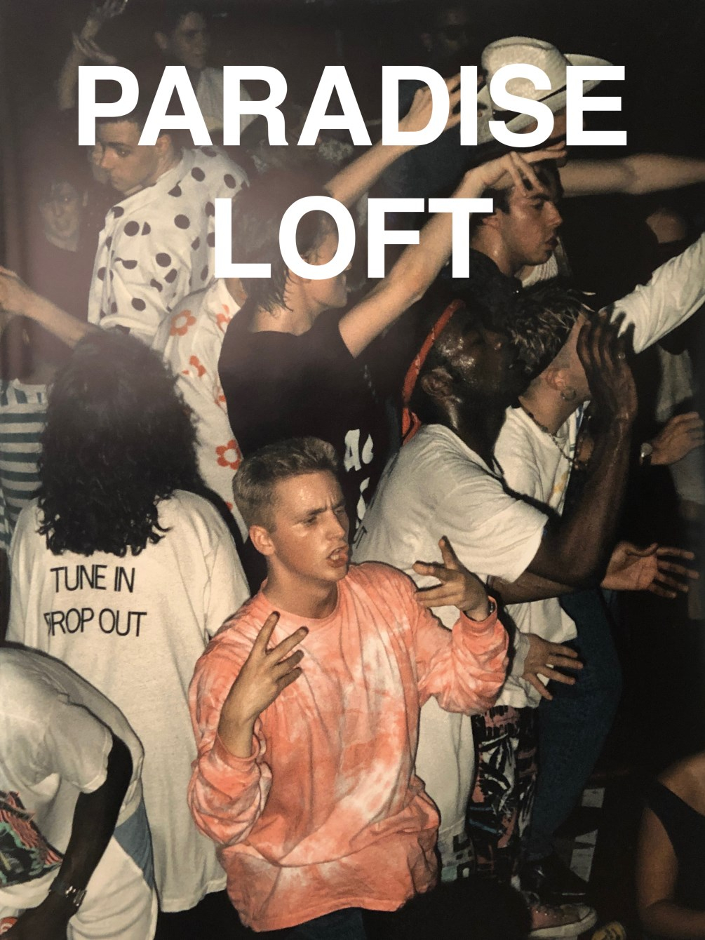 Paradise Loft: The Reopening - Flyer front