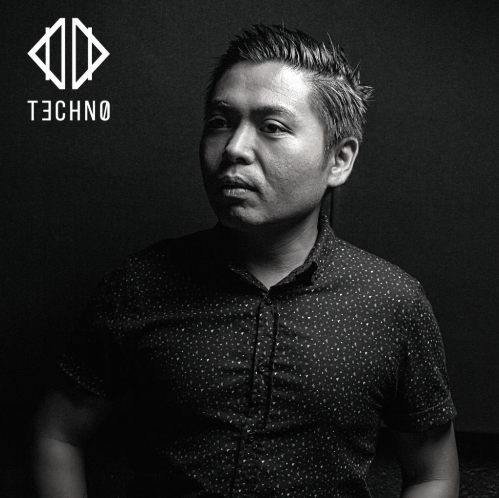 DI Techno presents: New Music Wednesday - 046 - Alinep - Flyer front