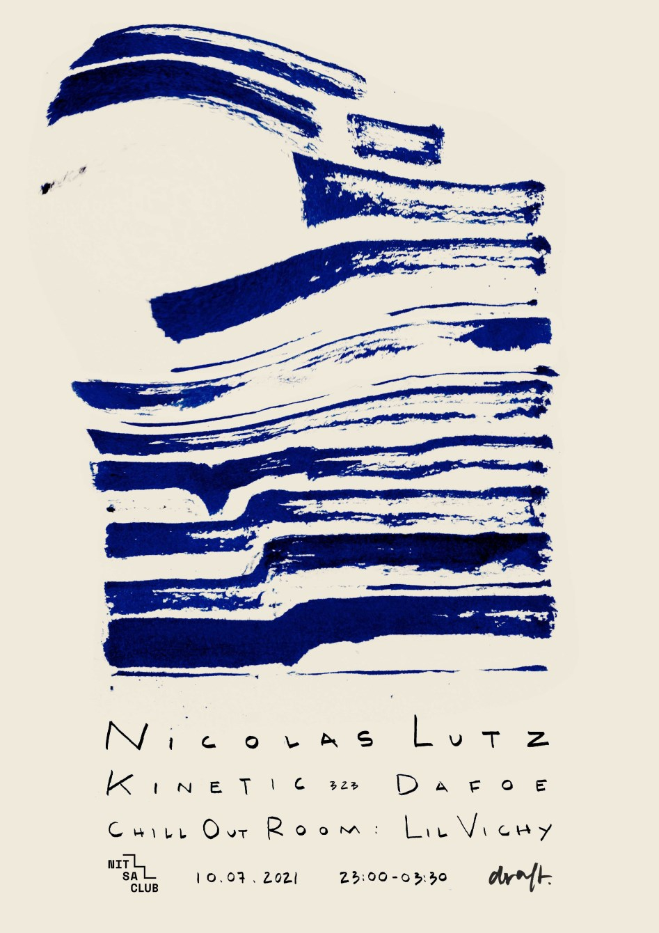 [CANCELLED] Draft: Nicolas Lutz - Flyer front