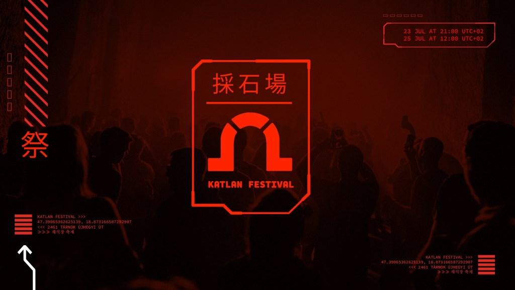 Katlan Festival 2021 - Flyer front