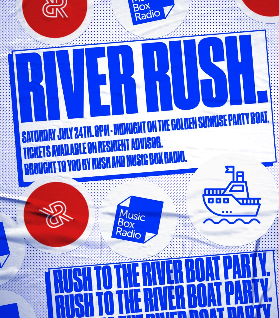 River Rush (Resale Available) - Flyer front
