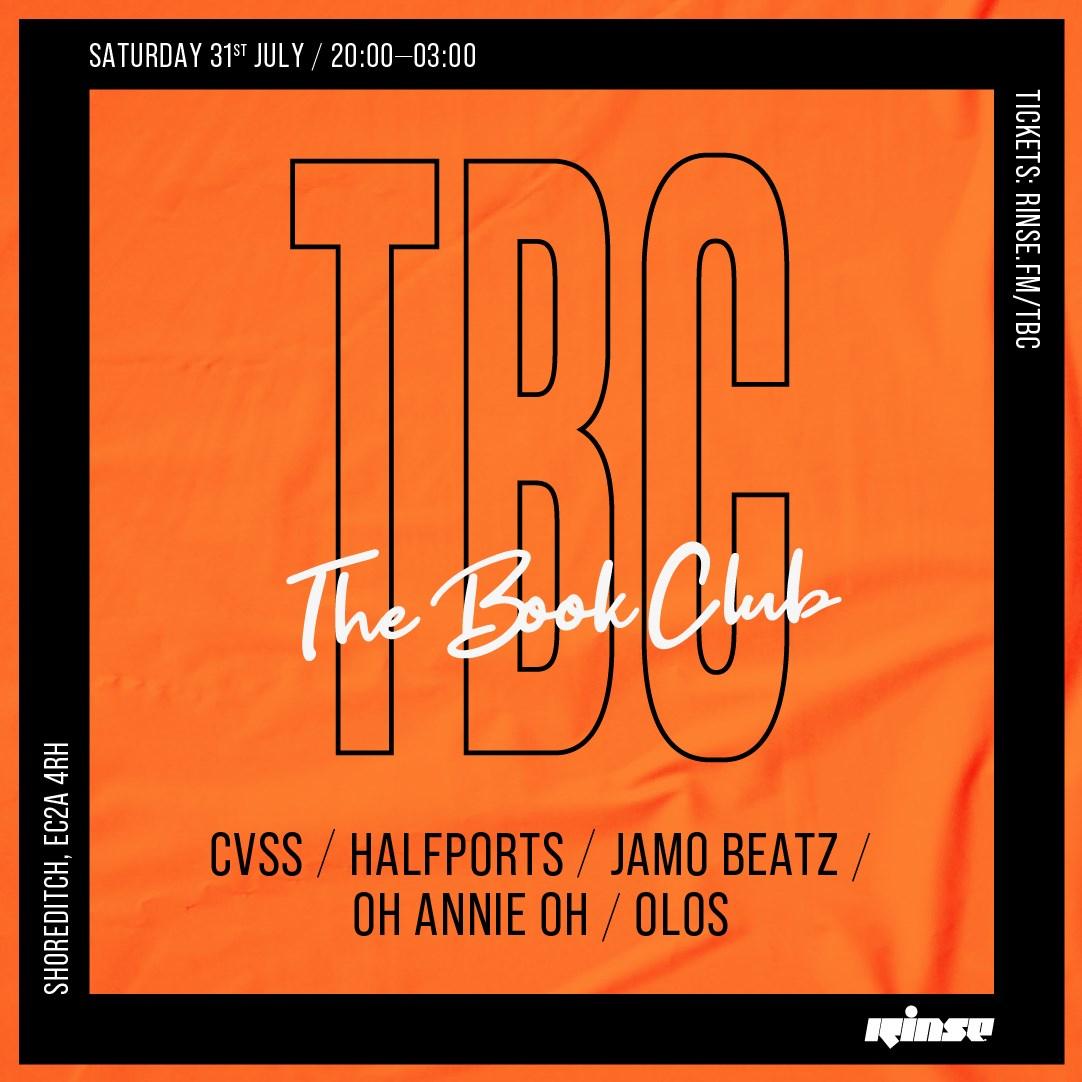 TBC - Flyer back