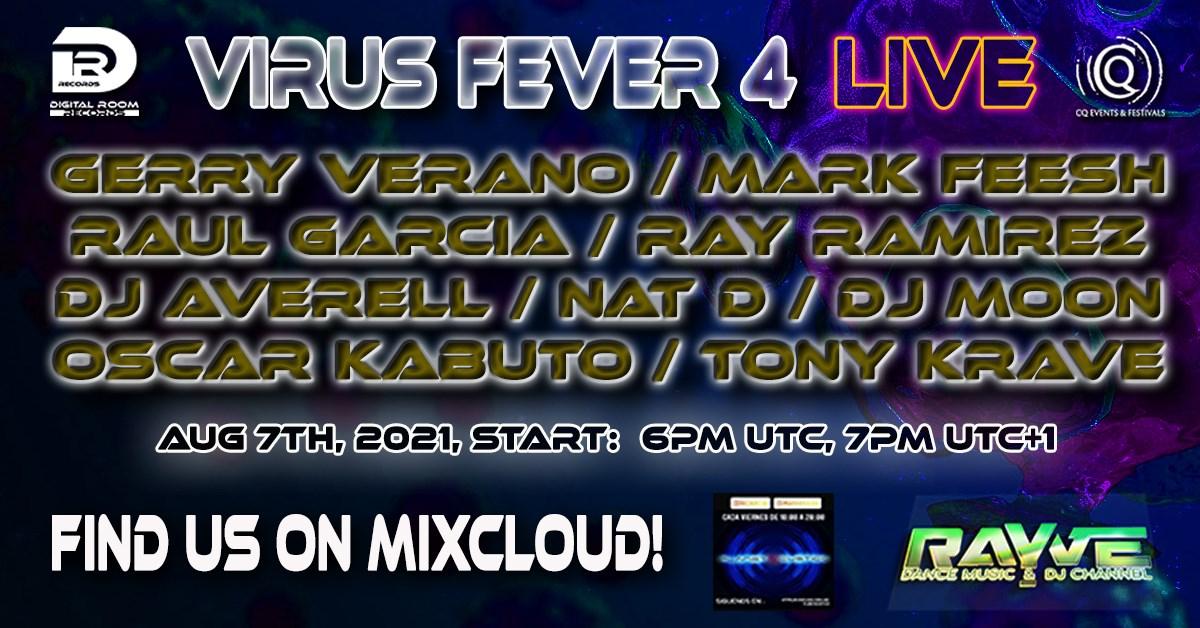 Virus Fever 4 - Flyer front
