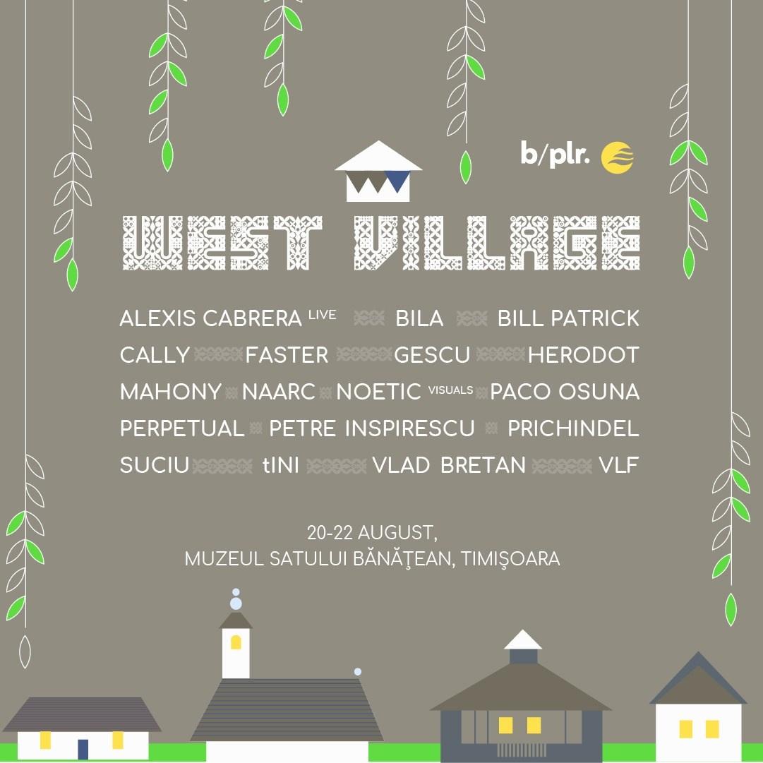 West Village - Flyer front
