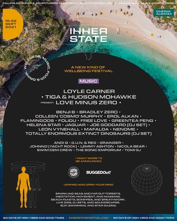 Inner State - Flyer back