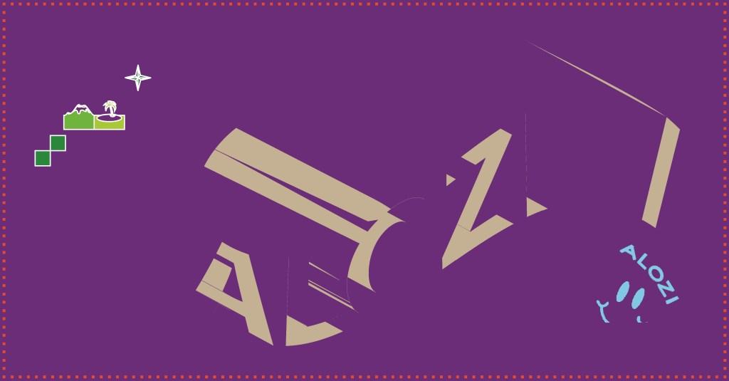 Alozi — Kassiopi 🏯 - Flyer front