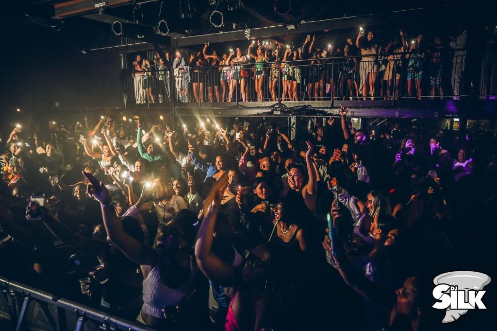 DJ Silk presents: Woooosh - The London Launch - Flyer back