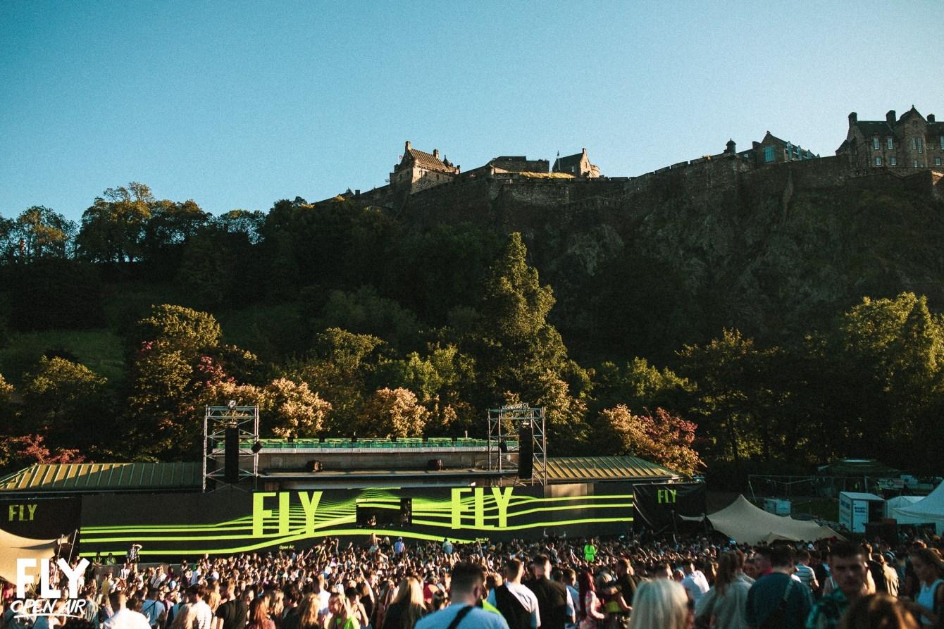 FLY Open Air Festival 2021 - Flyer back