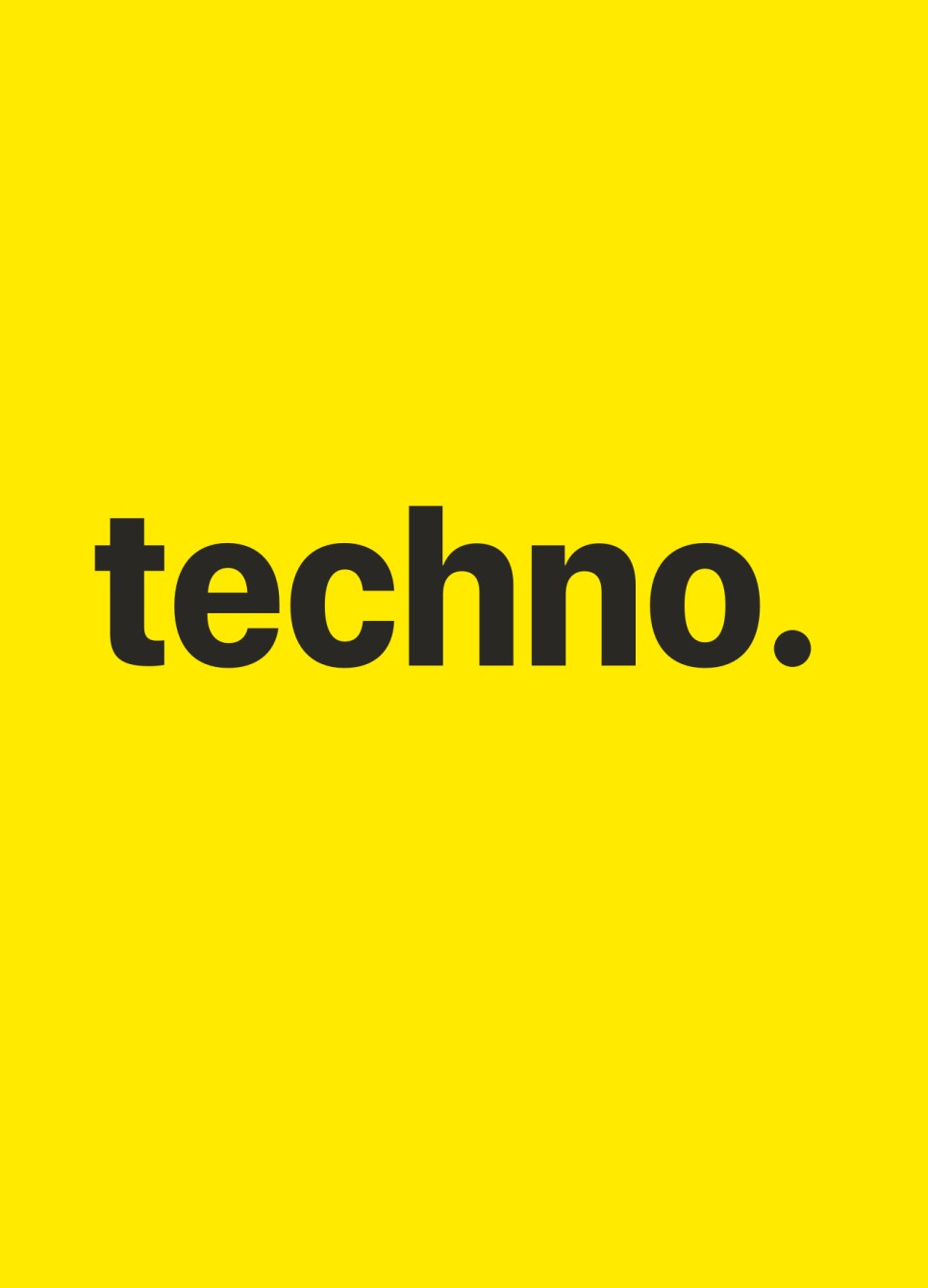 Wrong! Techno Afterhours - Flyer front