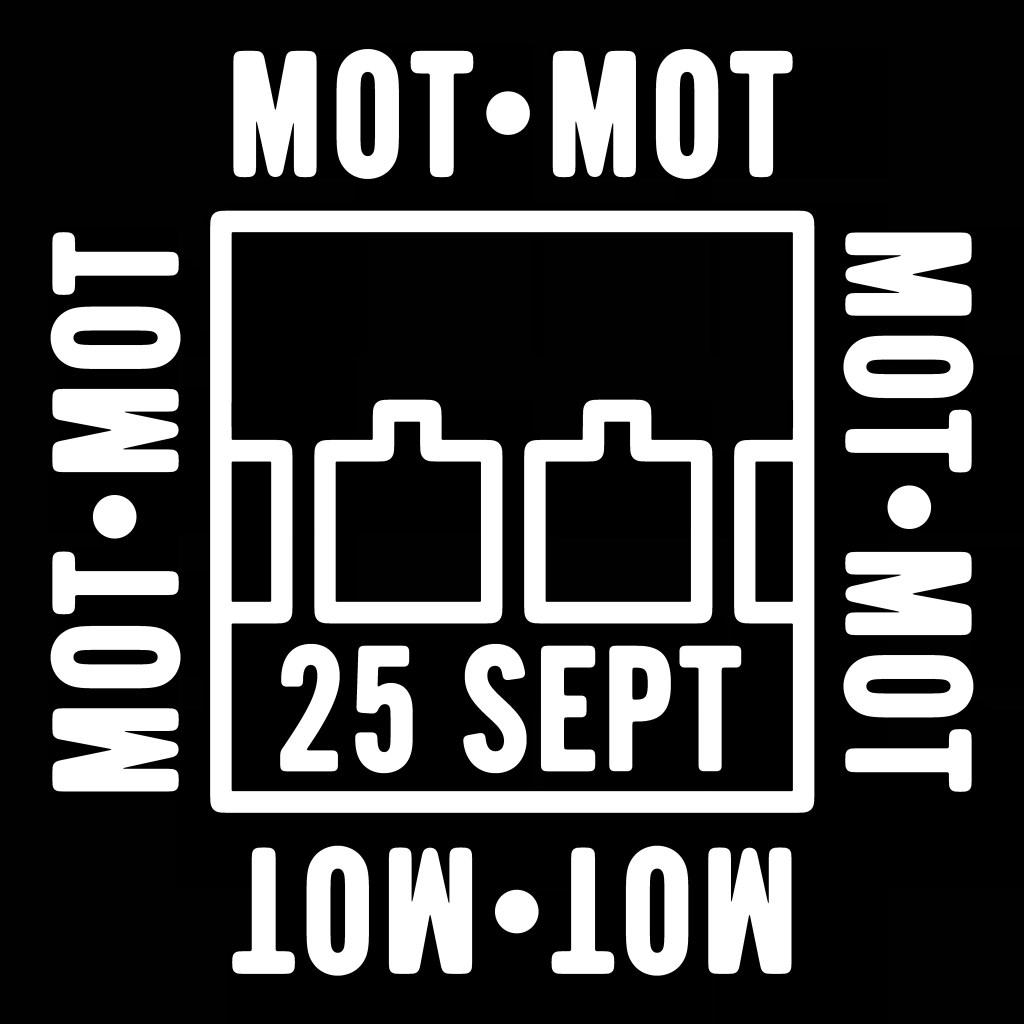 TTT ● MOT - Flyer front