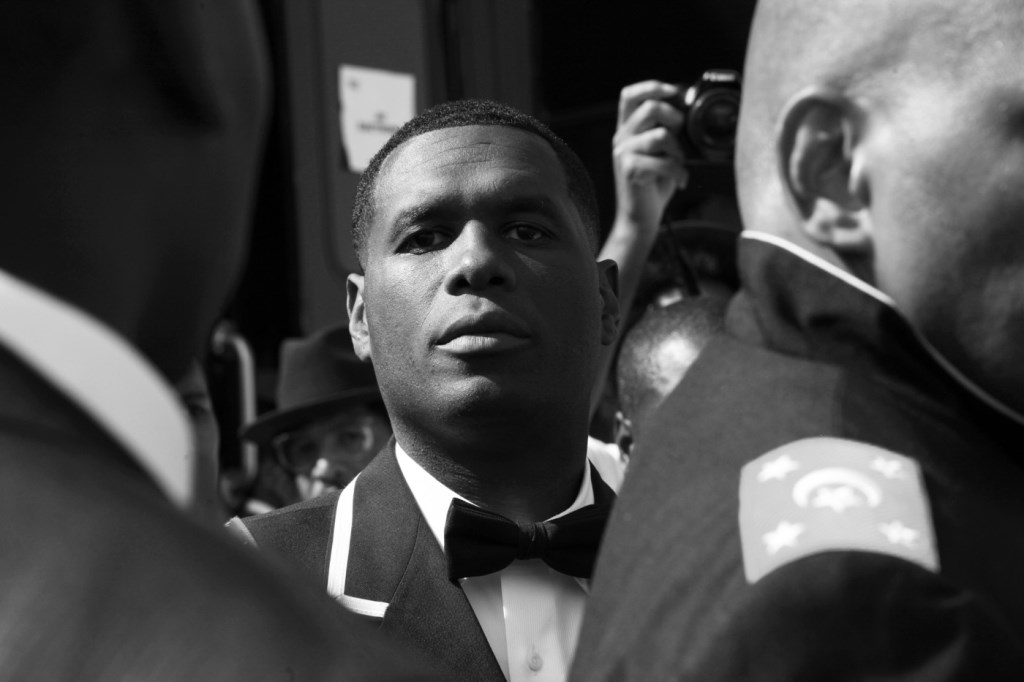 Jay Electronica - Flyer front