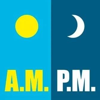 Am Pm Festival - Flyer back