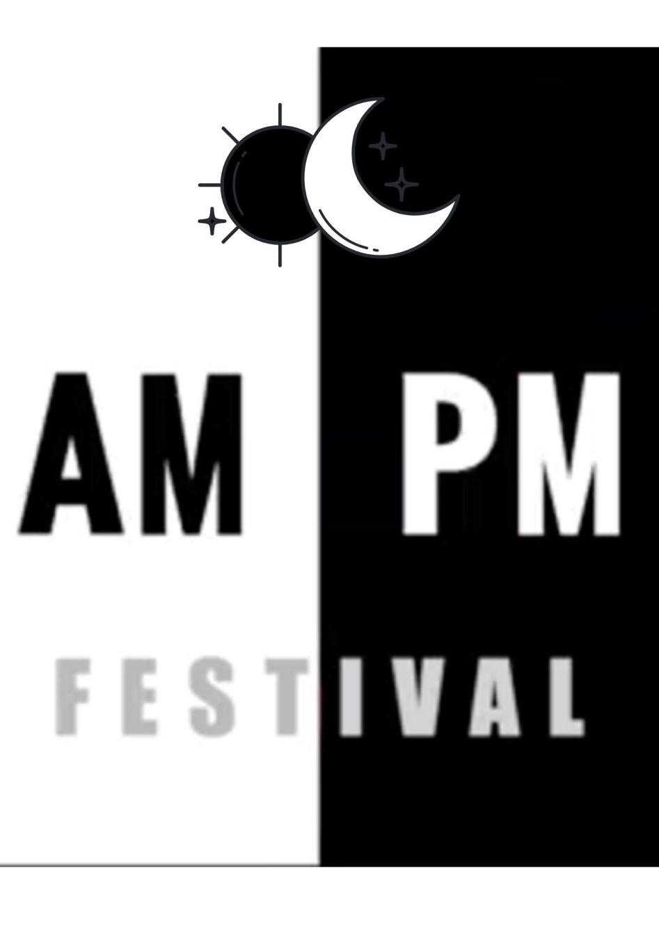 Am Pm Festival - Flyer front