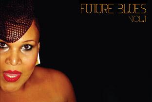 Lady Blacktronika sings Future Blues image