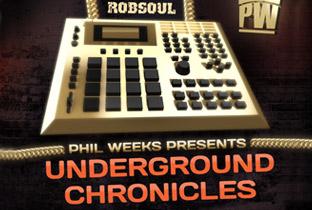 Phil Weeks mixes Underground Chronicles image
