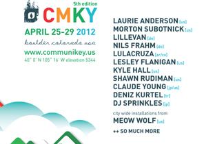 Communikey reveals initial lineup image