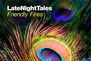 Friendly Fires tell Late Night Tales image