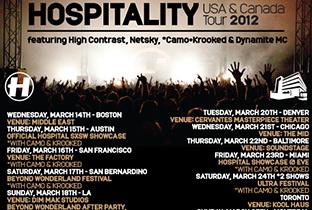 Hospitality hits North America image