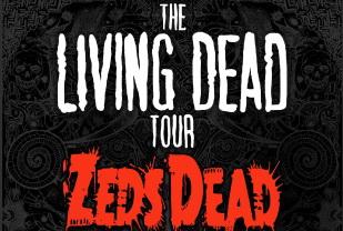 Zeds Dead and Araabmuzik drive a bus around North America image