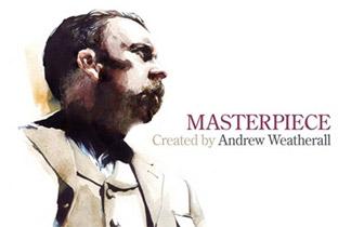Andrew Weatherall presents his Masterpiece image