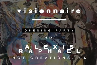 Visionnaire launches in Baltimore with Alexis Raphael image