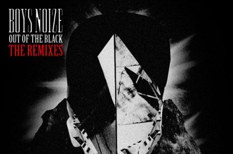 Boys Noize announces Out Of The Black remixes image