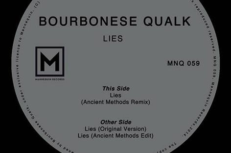 Ancient Methods remixes Bourbonese Qualk's Lies image