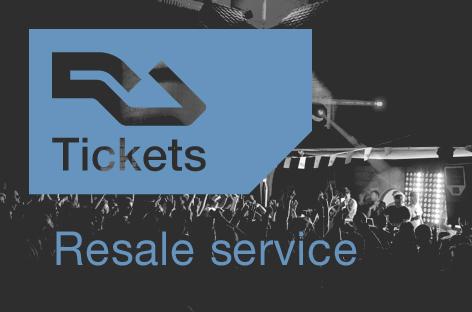 RA introduces ticket resale service image