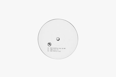 Aphex Twin releases new white label on Warp Records image