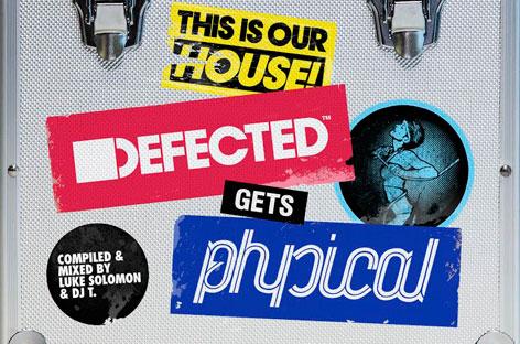DefectedとGet Physicalがミックスアルバムでコラボレーション image