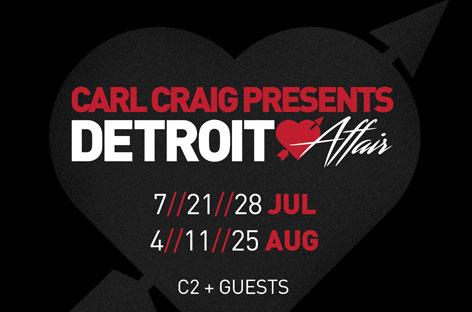 Carl Craig announces No Name Ibiza residency image