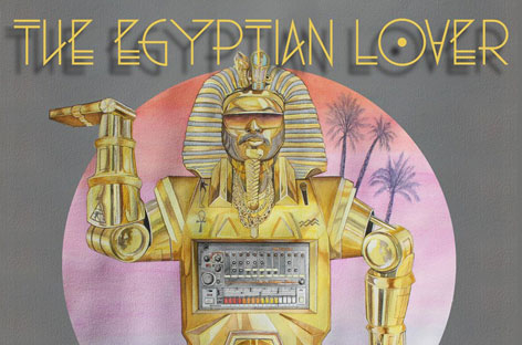 New Egyptian Lover album, 1984, landing this month image