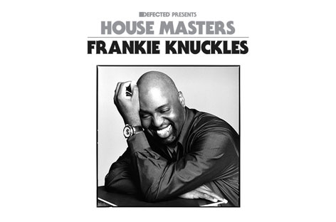 Frankie Knuckles House Masters compilation on the way image